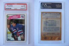 1988-89 Topps #47 Ulf Dahlin population 16 RC PSA 10 GEM MINT Rookie RARE HOT