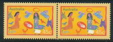 Australian Stamps: 1998 Christmas - $0.45 Pair