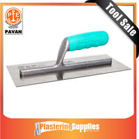 Ancora Pavan Finishing Trowel 280mm Made in Italy Carbon Steel 845 PE1814372