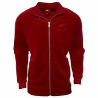 Nike  Mens Sportswear Velour Track Jacket AH3386-687
