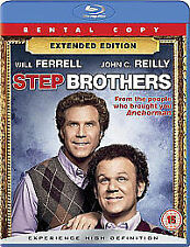 Step Brothers [Blu-ray] [2009] [Region Free], DVD, New, FREE & Fast Delivery