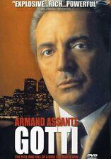 Gotti: The Rise and Fall of a Real Life Mafia Don (2009, DVD NUEVO) C (REGION 1)