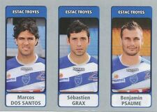 N°640 MARCOS DOS SANTOS - GRAX - PSAUME # ESTAC TROYES STICKER PANINI FOOT 2012