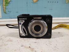 Sony 7.2 Mega Pixels Zeiss 2.5 Lcd Monitor 3x Optical Zoom Cyber Shot Digital...