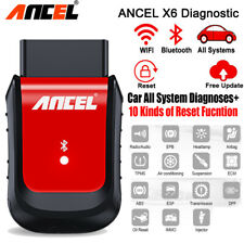 WIFI Full System OBD2 Scanner ABS SRS EPB TPMS IMMO Reset Diagnostic Code Reader