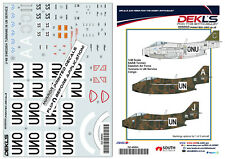 1/48 SAAB Tunnan - 'UN Tunnans' 22 Wing