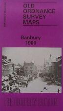 OLD Ordnance Survey Map Banbury Oxfordshire 1900 Sheet 6.09