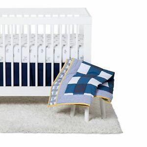 Baby Boys' Nursery Crib Set 4pc - Cloud Island NEW