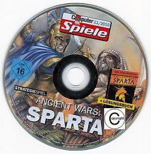 """Computer-Bild Spiele 11/2010 PC-Spiel """" Ancient Wars: Sparta """""""