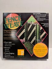 Pexco Fence Weave 300' of Material ~ Green  FW250-GRN