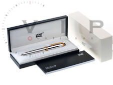 MONTBLANC MEISTERSTÜCK LIMITED EDITION SOLITAIRE 75 ROLLERBALL 18K GOLD+DIAMONDS