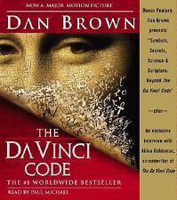 Robert Langdon: The Da Vinci Code Bk. 2 by Dan Brown (2006, CD, Bonus material)