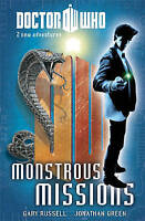Russell, Gary, Doctor Who Book 5: Monstrous Missions, Very Good Book