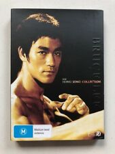 Bruce Lee Hong Kong Collection- Big Boss / Fist of Fury / Way of the Dragon- DVD