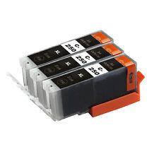 3PK BLACK INK NON-OEM CANON PGI-250 XL PIXMA iP7220 MG5420 MG5422 MG6320 IP8720