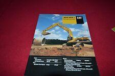 Caterpillar 385B 385B L Hydraulic Excavator  Dealers Brochure DCPA8