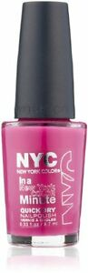 NYC In A New York Color 238 Moma Minute Quick Dry Nail Polish Buy 2 Get 15% Off