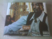 SNOOP DOGG / JUSTIN TIMBERLAKE - SIGNS - 2 TRACK CD SINGLE