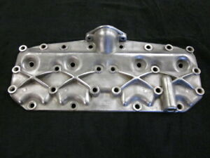 1936 - 1937 Cord Cylinder Head , 810 / 812, Supercharged, Aluminum V-8 Lycoming