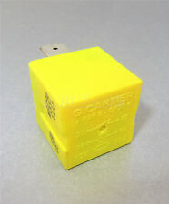 556-Peugeot Citroen (09-17) 4-Pin Yellow Relay 9673028680 G Cartier F0192051 50A