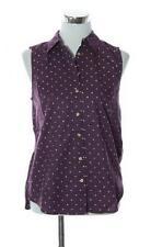Gepunktete H&M Damenblusen, - tops & -shirts im-Blusen