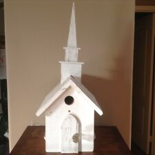 Shabby Chic Church House Decor