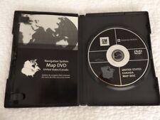 GENERAL MOTORS NAVTEQ NAVIGATION MAP DVD 4.1 USA / CANADA - YUKON + ESCALADE!!!