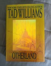 Otherland #1 City of Golden Shadow Tad Williams 1997 HCDJ 1st Edition 1st Print