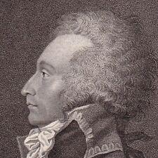 Alexandre de Beauharnais Fort-Royal Martinique Joséphine Armée de Moselle 1796