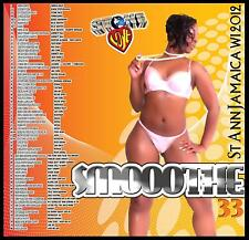 STONE LOVE SMOOTHE 33 LIVE DANCEHALL CD