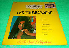 PHILIPPINES:101 Strings Play The Tijuana Sound LP,60's,Instrumental,RARE