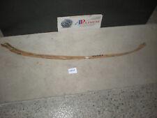 MODANATURA CROMATA LUNOTTO FIAT 1100 R (LUNGH. 110 cm X LARGH. 1,5 cm)