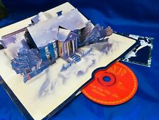 ELVIS PRESLEY If Every Day Was Like Christmas POP-UP GRACELAND MANSION Cover CD