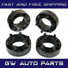 "4 Pc 1.5"" Hubcentric Wheel Spacer ¦ 6x120 