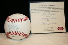 Bill Mueller Hand Signed Autographed Baseball w/Certificate of Authenticity