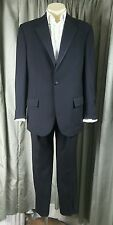POLO by Ralph Lauren Super 100s Cena Suit MADE IN ITALY C40 W36 L31