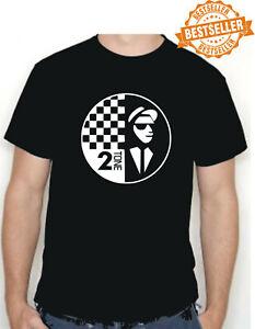 SKA (2T) T-Shirt / Tee / 2TONE / Moped / SKA / MOD / SKINHEAD / Rally / S-XXL