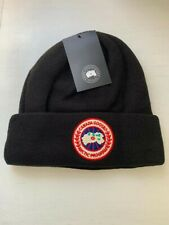 Canada Goose Beanie Hat Black