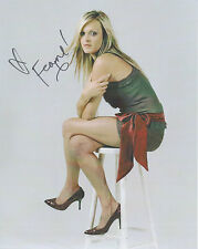 CELEBRITY JUICE personally signed 10x8 - FEARNE COTTON
