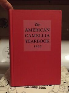 The American Camellia Yearbook 1955 Reference Book == FREE POSTAGE USA