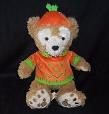 DISNEY HIDDEN HALLOWEEN MICKEY MOUSE TEDDY BEAR DUFFY STUFFED ANIMAL TOY PLUSH
