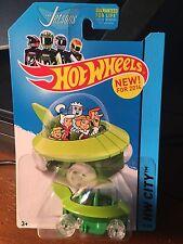 2014 Hot Wheels HW City The Jetsons Capsule Car #90