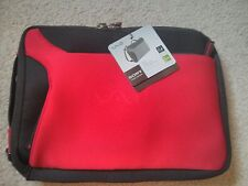 Sony VAIO notebook tablet laptop carry case VGPVS1/R fits up to 11.6""