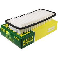 Original MANN-FILTER Luftfilter C 2610 Air Filter