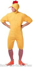 Adulto ANATROCCOLO DUCK Pasqua Chick POLLO LIBRO giorno GALLINA Fancy Dress Costume Outfit