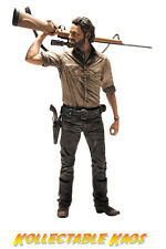 """The Walking Dead - Rick Grimes 10"""" Action Figure NEW IN BOX"""