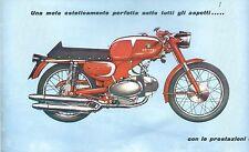Depliant Motobi Benelli - Imperiale Sport 125 - 1964 Pesaro