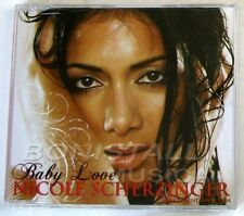 NICOLE SCHERZINGER ft.WILL.I.AM - BABY LOVE - CD Single Sigillato + Video