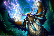 """New Image World of Warcraft Game Silk Wall Poster Picture Canvas Decor 24""""x36"""""""