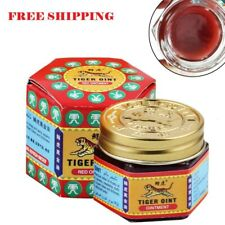 Tiger Balm (Red) Super Strength Pain Relief Ointment 19.5 (pack of 2) by Tiger B